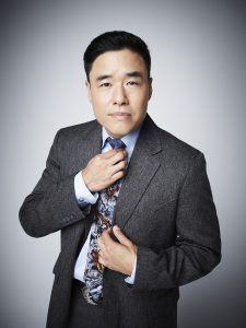 Louis Huang from Fresh off the Boat- the best dad to cheer you up when you're feeling sad?